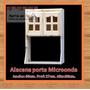 Alacena Porta Microondas Ancho 60 Cm (0,60 M)