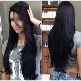 Cabelo Alongamento Mega Hair Tic Tac Fibra 60cm Promoção