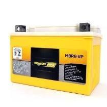 Bateria Pioneiro 8 Vp P/ Suzuki,burgman 400,gsx-750,rf-900