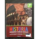 7ºhistoria, Geografia Yciencias Sociales Zig Zag