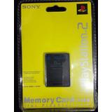 Memory Card 8mb Para Playstation 2 (valera)