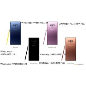 Nuevo Original Samsung Note 9