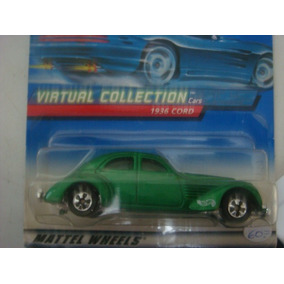 Hot Wheels 2000 1936 Cord Virtual Collection Collector 097