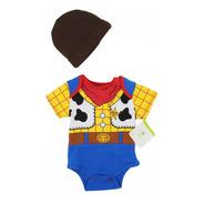 Pañalero Vaquero Woody Disney Toy Story Original Disfraz5608