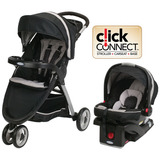 Fastaction Fold Sport Click Connect Travel System