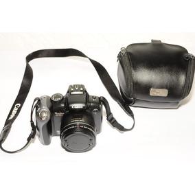 Camara Digital Profesional Canon Sx10 Video (con Estuche)