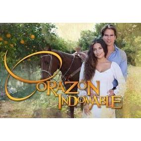 Novela Mexicana Coração Indomável Completa Dublada, Frete Gr