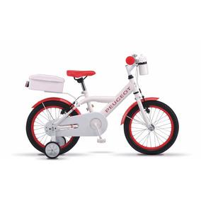 Bicicleta Peugeot Infantil Cj-51 R16 Unisex