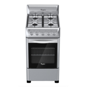 Estufa Whirlpool 20 Ww5000s Acero Inoxidable