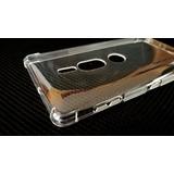 Protector Case Sony Xperia Xz2 Premium ** Reforzado Flexible