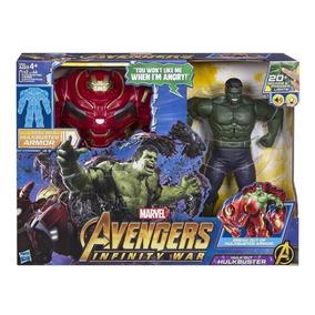 Hulk Y Hulkbusters Marvel Avengers Infinity War 35cm Oferta