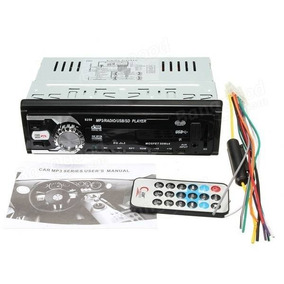 Stereo Para Auto Car Mp3 Player 65wx4