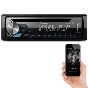 Cd Player Mp3 Pioneer Deh-x3980bt Bluetooth Usb Apps Mixtrax