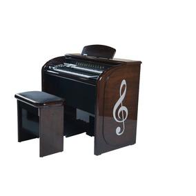 Órgão Digital Acordes Ax 100 Elegance Top Imbuia Alto Brilho