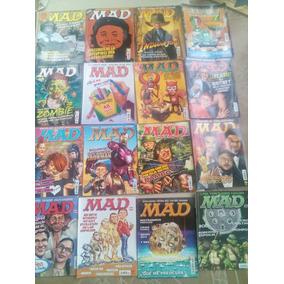 Revista Mexicana Mad. Varios. Mina.
