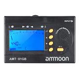 Ammoon 3 In1 Sintonizador Digital + Generador De Tono + M...