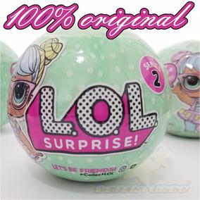 Boneca Lol Surprise 100% Original Mga Americana No Brasil