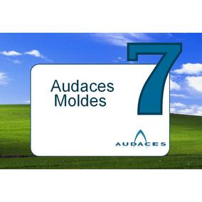 Audaces Vestuario V 7.55 (moldes E Encaixe) + Digiflash