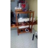 Mueble De Madera Para Tv ,(usado).