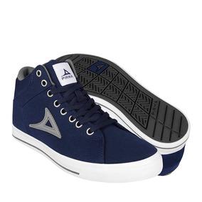 Zapatos Atleticos Y Urbanos Pirma 422 25-29 Textil Azul
