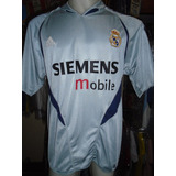 Camiseta Buzo Arquero Real Madrid 2003 2004 Casillas #1 L/xl