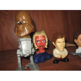 Star Wars Cabezones