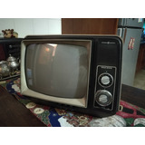 Televisor Antiguo Decoraccion Vintage General Electric