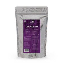 Colágeno Hidrolisado Puro Em Pó 1 Kg Gelvitta 92% Proteínas