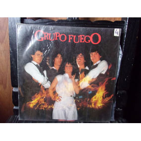 Vinilo Lp Disco Grupo Fuego