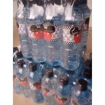 96 Botellas De Agua Personalizadas De 500ml