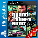 Gta Iv 4 Ps3 Grand Theft Auto Digital Elegi Reputacion