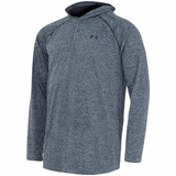 Playera Hoodie Atletica Popover Hombre Under Armour Ua1512