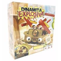 Juego De Mesa Contrareloj Dinamita Explosiva