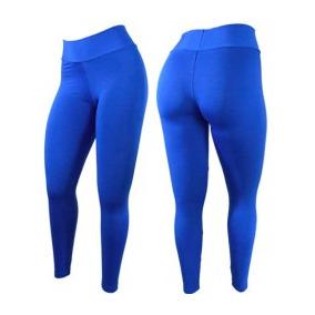 Kit 8 Calças Academia Leg Suplex Lisa Legging Fitness