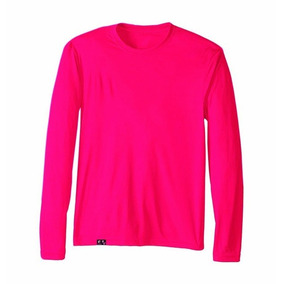 Camisa Termica 2 Pele Olympikus Com Dupla Proteção Uv Fps 50 ... 189f746f64ca8
