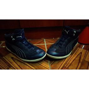 Zapatillas Puma Hombre Azules