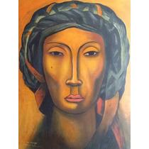 Indígena Arte Contemporánea Pintura Óleo
