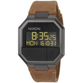 35a06a95b40 Relógio Nixon Rubber Re Run Sky Blue - Relógios De Pulso no Mercado ...