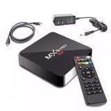 Tv Box Android 6.0 Smart Tv Quad Core 4k Netflix Youtube Pro