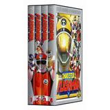 Flashman - Dvd Completo *colecionador