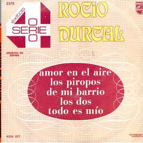 Rocio Durcal, Amor En El Aire, Los Piropos Y 2 Más, Ep.1974