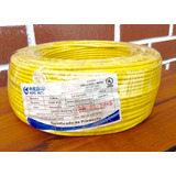 Cable Electrico Thw 12 Awg Avic 7 Pelos