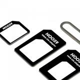 Adaptador Nano - Micro Sim Card - Sim Card Para Celular Febo