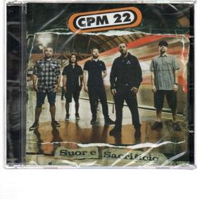 Cpm 22-suor E Sacrificio (cd Original 2017)