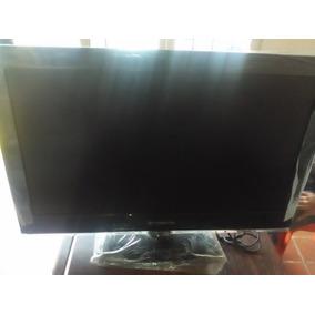 Televisor Lcd 32 Pulgadas Cyberlux Hdmi Vga Con Accesorios