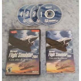 Microsoft Fligth Simulator 2004 Cien Años De Aviación