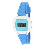 Reloj Q&q Ll01j630y Azul Femenino