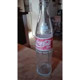 Coca-cola.antigua Botella De Vidrio.350 C.c.