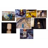 Lote De 15 Frascos Vacíos Perfume Importado-coleccionistas