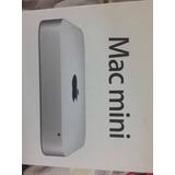 Mac Mini 500gb 4gb Ram En Caja